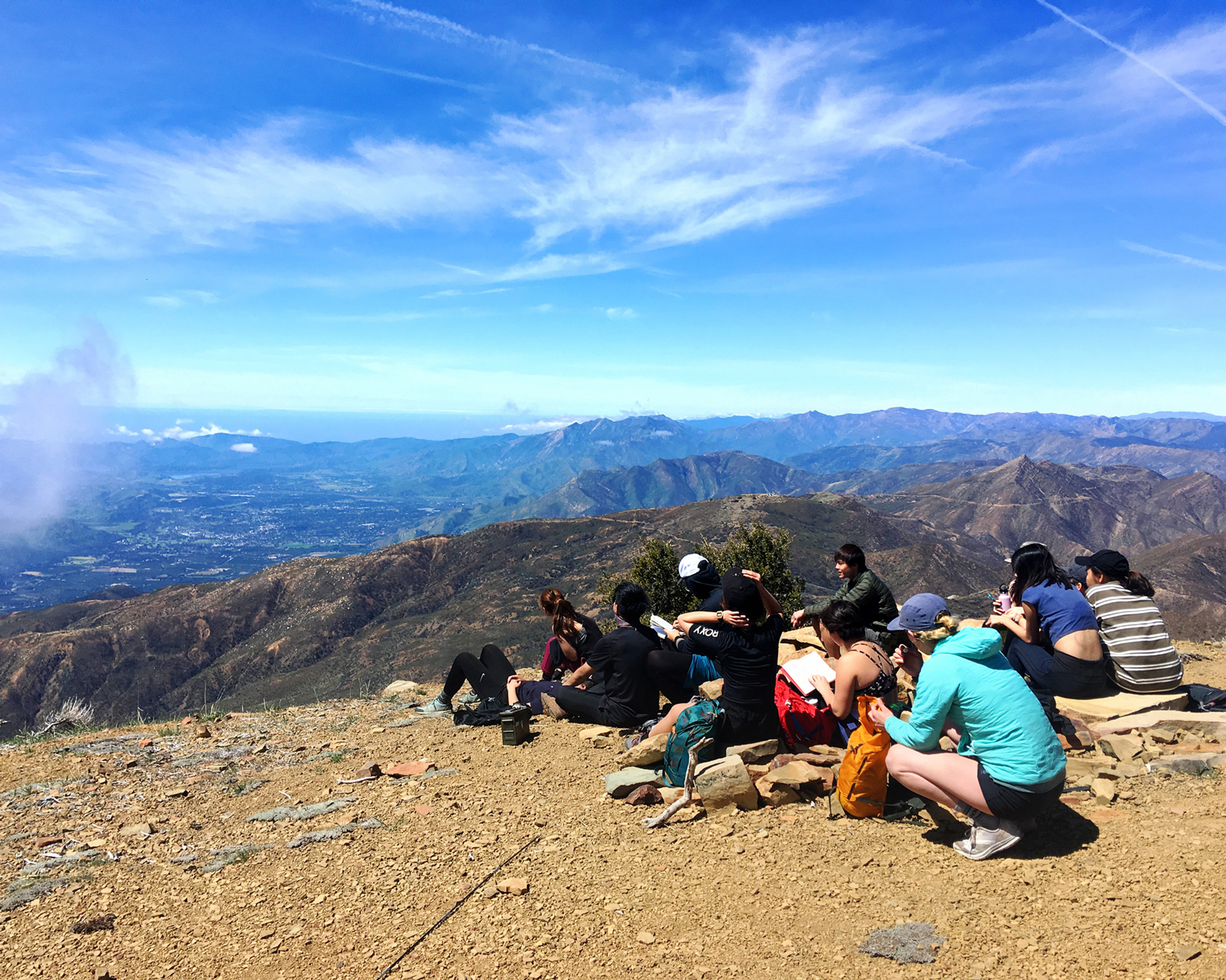 Outdoor Education in Ojai