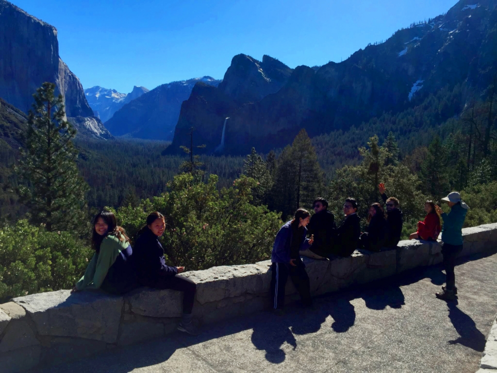 Outdoor Education Yosemite National Park Boarding School